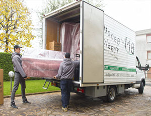 Removals To Poland Man And Van Hire Boxes Furniture Delivery
