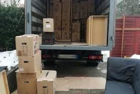 Boxes delivery from UK to Slovenia