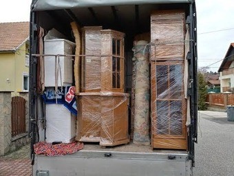 Furniture transport to Slovenia