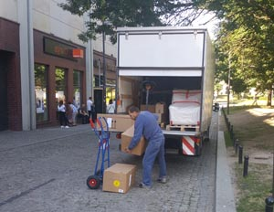 Removals from UK to Slovenia