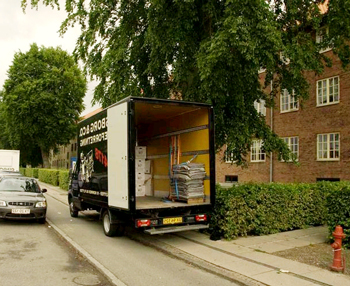 Next day furniture delivery to Sweden